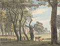 Paul Sandby - The Gunpowder Magazine, Hyde Park - Google Art Project.jpg