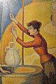 Paul signac, donne al pozzo (giovani provenzali al pozzo), 1892, 07.JPG
