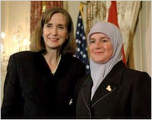 Shatha Abdul Razzak Abbousi - Shatha Abdul Razzak Abbousi in 2007