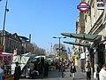 Pavement outside Whitechapel Station - geograph.org.uk - 394921.jpg