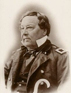Benjamin Bonneville Union Army General