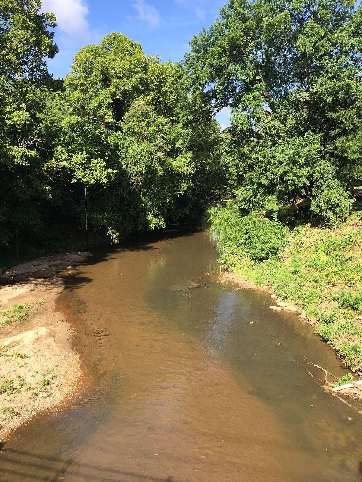 Peachtree Creek - Wikipedia