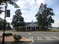Pelham City Hall