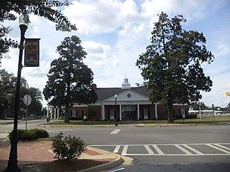 Pelham, Georgia - Pelham City Hall