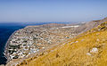 Perissa seen from ancient Thera - Santorini - Greece - 06.jpg