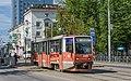 Perm asv2019-05 img14 tram at MGorkogo stop.jpg