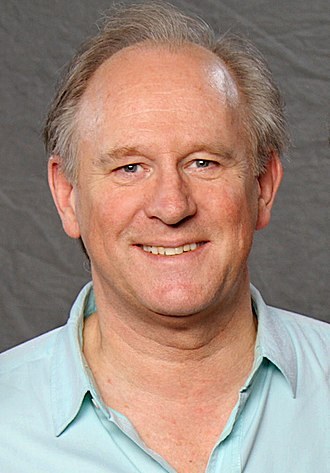 Peter Davison - Davison at the MagicCity ComicCon on 16 January 2016