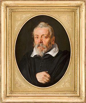Frans Francken the Elder - Frans Francken by Rubens