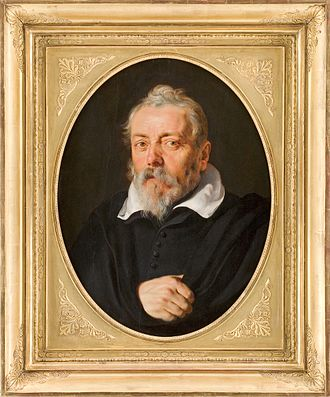 Frans Francken the Elder - Frans Francken by Rubens