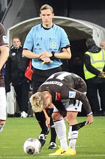 Martin Petersen German association football referee