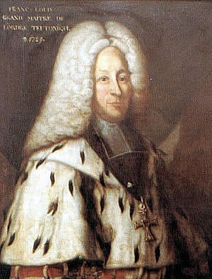 Count Palatine Francis Louis of Neuburg - Count Palatine Francis Louis of Neuburg