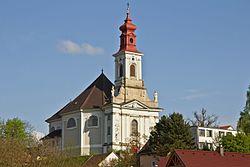 Pfarr- und Wallfahrtskirche Hoheneich Ansicht NW.jpg