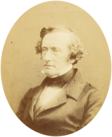 Philip Stanhope in 1857