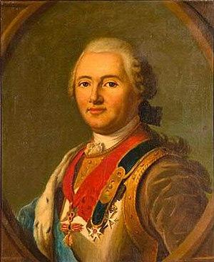Philippe de Noailles - Image: Philippe de Noailles (1715 1793)