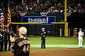 Phoenix Marine recognized during Memorial Day MLB matchup 140526-M-XK427-292.jpg