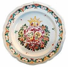 Piatto Doccia Richard Ginori.Porcellana Ginori A Doccia Wikipedia