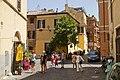 Piazza de Sant'Egidio, Rione XIII Trastevere, Rome, Lazio, Italy - panoramio.jpg