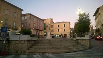 Calangianus - Square of Calangianus
