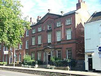 Pickford's House Museum - Image: Pickford's House geograph.org.uk 561360