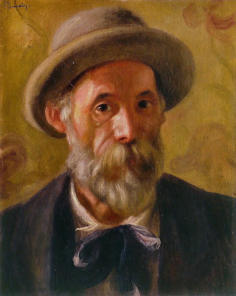 File pierre auguste renoir autoportrait for Auguste renoir