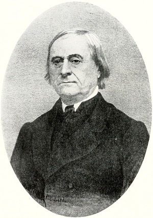 Pierre-Jean DeSmet from Portland Oregon History.png