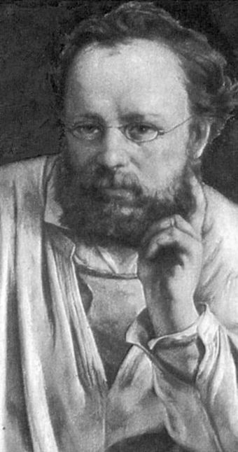 Pierre-Joseph Proudhon was the first to proclaim himself as an anarchist Pierre Joseph Proudhon.jpg