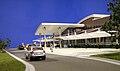 Pierre Regional Airport terminal model.JPG