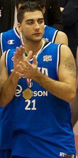 Pietro Aradori Italian basketball player