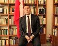 Pietro Lazzeri, Switzerland's ambassador to Cameroon, July 19, 2019.jpg