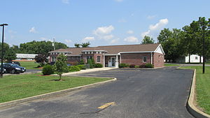 Pike County, Ohio - Image: Pike Cty OH Library 2