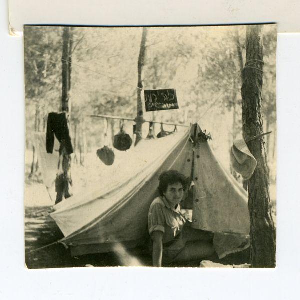 """במחנה החג""""ם"""