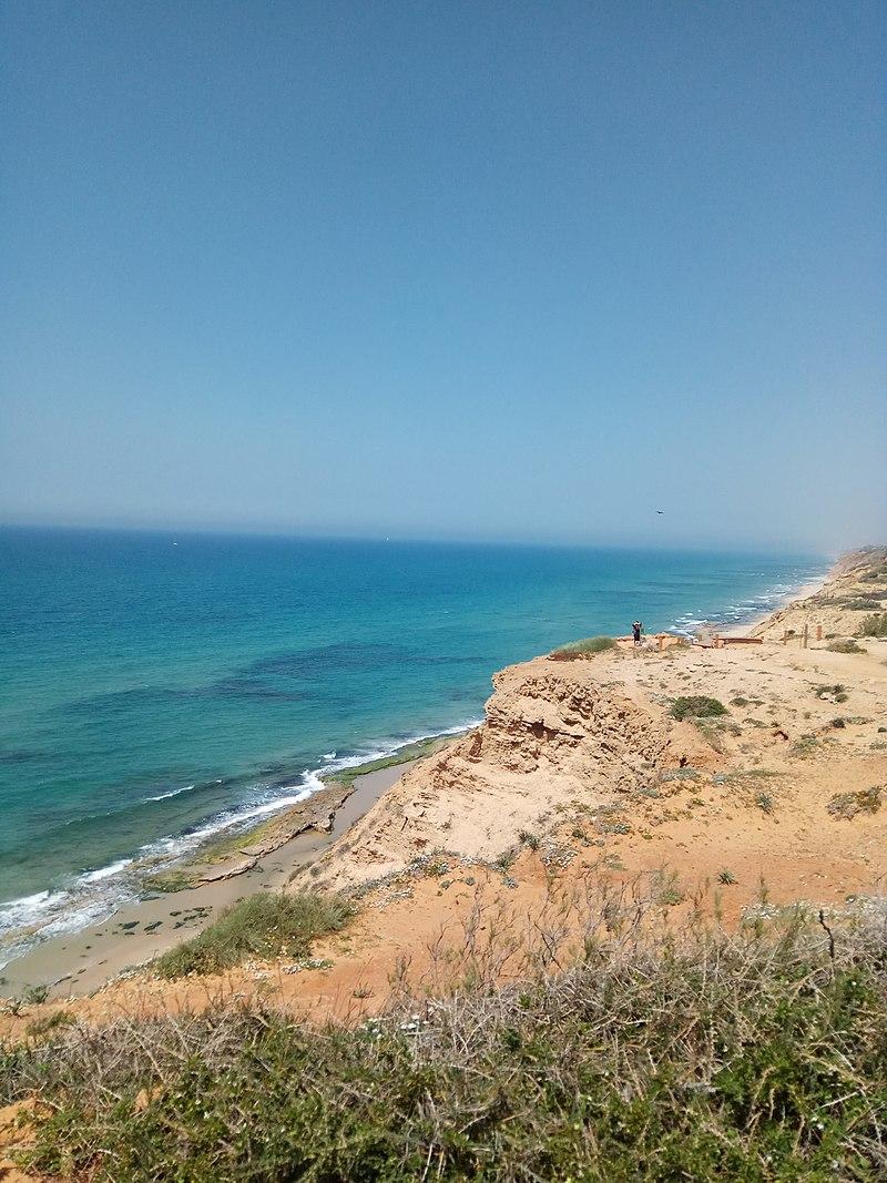 שמורת חוף השרון