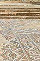 PikiWiki Israel 53334 mosaic in the church of st. bacchus.jpg