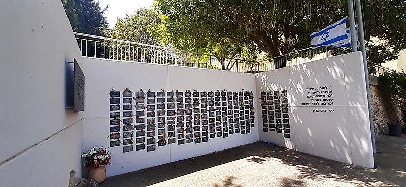 אנדרטה לזכר השואה ביגור