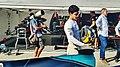 Piloto Sérgio Sette Câmara antes da corrida de Fórmula 2, no circuito de Monza, Itália.jpg