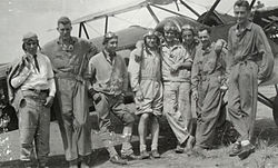 Pilotos mexico 1924-1929