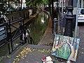 Pintando el canal - panoramio.jpg