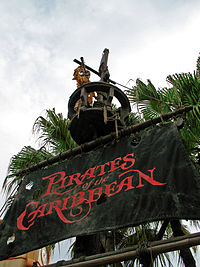 Immagine Pirates of the Caribbean entrance.jpg.