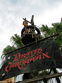 Pirates Of The Caribbean Wikipedia
