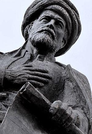 Piri Reis - Statue of Piri Reis