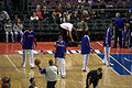 Pistons players warm up.jpg