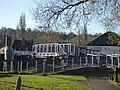 Pitchfork Bridge - Birmingham Canal Navigations Old Main Line - Tipton (27010236649).jpg