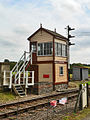Pitsford Sidings Signal Box - geograph.org.uk - 1565963.jpg