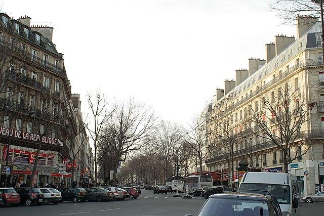 Boulevard Saint-Martin