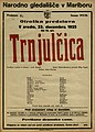 Plakat za predstavo Trnjulčica v Narodnem gledališču v Mariboru 23. decembra 1925.jpg