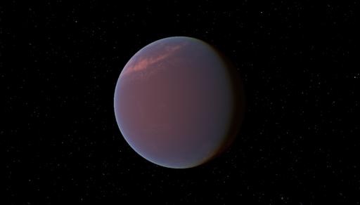 Planet GJ 1214 b