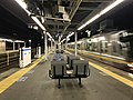 Platform of Rokkomichi Station 8.jpg