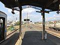 Platform of Tagawa-Gotoji Station (Gotoji Line & Hita-Hikosan Line).jpg
