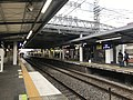 Platform of Tambabashi Station 2.jpg