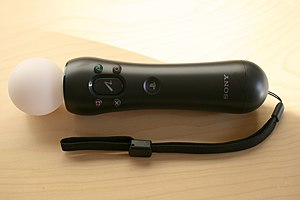 PlayStation 3 accessories - PlayStation Move motion controller